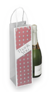 Bottle Gift Bag POD-BBW